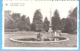 Sint-Truiden-Saint-Trond-+/-1950-Het Park-Le Parc-Fontein En Monument-Fontaine-animée-Enfants - Sint-Truiden