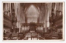 AK89 Interior, York Minster - York
