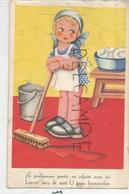 """Petite Fille Femme De Ménage: """"Je Préférerais Partir En Bibotte Avec Toi.3 - Humour"""