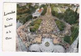 AK89 Lourdes, Vue Generale De L'Esplanade - Lourdes