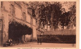 Cherrueix (35) - Le Château De L'Aumone. - Francia
