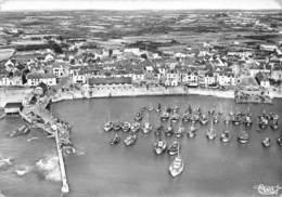 44 - La Turballe - Beau Plan Aérien Du Port - La Turballe