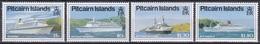 Pitcairn 1991 Wirtschaft Economy Tourismus Tourism Transport Seefahrt Schiff Ships Kreuzfahrt Sagafjord, Mi. 377-0 ** - Pitcairn