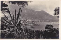 AQ22 Monte Carlos, Vue Des Jardins Du Rocher - Monte-Carlo
