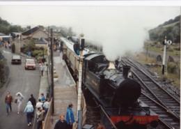 AL53 Photograph - 1980's Dartmouth Steam Railway 4 - Trains