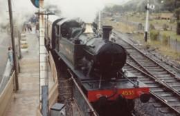 AL53 Photograph - 1980's Dartmouth Steam Railway 5 - Trains
