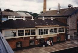 AL53 Photograph - 1980's Dartmouth Steam Railway Totnes Station - Trains