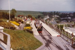 AL53 Photograph -  Miniature Railway 3 - Trains
