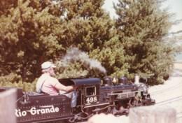 AL53 Photograph -  Miniature Railway 6 - Trains