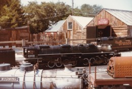 AL53 Photograph -  Miniature Railway 8 - Trains