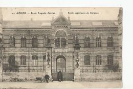 80 Amiens Ecole Auguste Janvier - Amiens