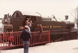 AL53 Photograph -  Great Western Steam Engine No. 5239 - Trains