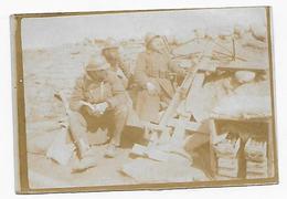 Soldat Armée Belge Dans Les Tranchées Guerre 14-18 Lance - Grenade Arbalète Photo 9x6 - Guerre, Militaire