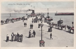 AM30 Landing Pier, Douglas, Isle Of Man - Animated - Isle Of Man
