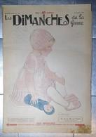 LES DIMANCHES DE LA FEMME - 1925 - 1900 - 1949