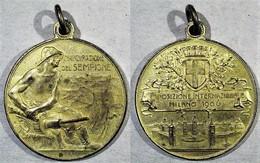 INAUGURAZIONE TRAFORO DEL SEMPIONE E ESPOSIZIONE MILANO 1906 MM 32 ( 3/11) - Italie