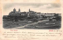CPA Città Vecchia - MALTA - Malta