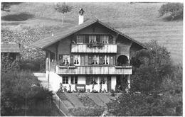 FAULENSEE → Altes Haus, Fotokarte Ca.1940 - BE Bern