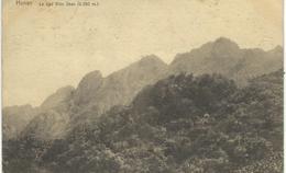 CHINE - CHINA -  HONAN - Le Lao Kiun Shan- Cachet De La Poste 1922 - Chine