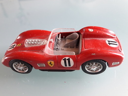 Ferrari Marque Brumm Made Italy Au 1:43eme Metal - Brumm