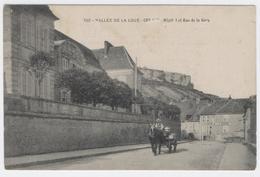 25 - ORNANS ** Vallée De La Loue ** Hôpital Et Rue De La Gare ** / 1837 A - France