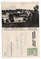 1959 10 DINARA GREEN, ZLATIBOR,PARTIZANSKE VODE, SERBIA,YUGOSLAVIA, ILLUSTRATED POSTCARD, USED - Serbia