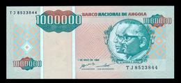 # # # Banknote Angola 1.000.000 Kwachas Reajustados 1995 UNC # # # - Angola