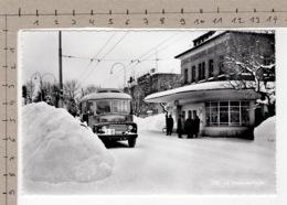 La Chaux-de-Fonds - Avenue Léopold-Robert - Vieux Bus - NE Neuchâtel