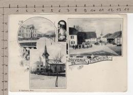 Souvenir De Prahins (1908) - VD Vaud