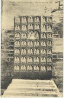 CHINE - CHINA -  HONAN - Stèle De L'époque Wei à Shao Lin Sze - Cachet De La Poste 1922 - Chine
