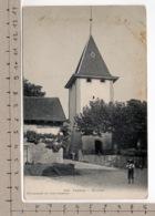 Penthaz - Clocher (1918) - VD Vaud