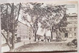 Sweden 1919 Kristianstad - Svezia