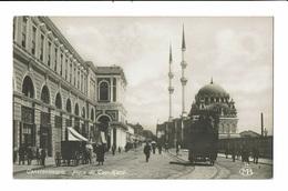 CPA - Carte Postale - Turquie Constantinople - Place De Top Hané    VM2038 - Turquie