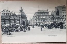 Sweden Stockholm Östermalmstorg 1910 - Svezia