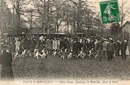 RAMBOUILLET , Chasse Royale, équipages De Bonnelles - Rambouillet