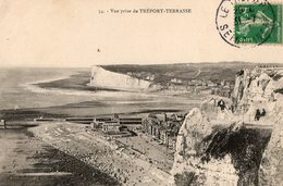 Vue Prise De TREPORT-TERRASSE - Le Treport