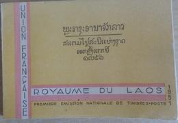 Laos Blocs-feuillets YT N° 1/26 Neufs ** MNH En Carnet. TB. A Saisir! - Laos