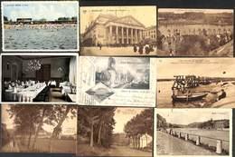 Belgique - Lot Intéressant 91 Cartes (petit Prix, Voir Scans...) - Postkaarten