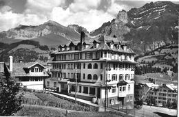 ADELBODEN - Mit Hotel Beau-Site Anno 1965 - BE Bern