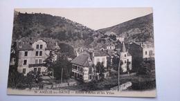 Carte Postale ( Q5  ) Ancienne De Amélie Les Bains , Route D Arles Et Les Villas - Otros Municipios