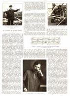 LA VICTOIRE  DE WILBUR WRIGHT Au CAMP D' AUVOURS  1908 - Autres