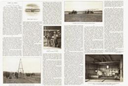 Une MATINEE Avec  WILBUR WRIGHT Au CAMP D' AUVOURS   1908 - Autres