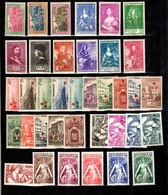 Monaco Belle Petite Collection Neufs **/* 1924/1939. Bonnes Valeurs. B/TB. A Saisir! - Monaco