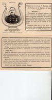 Souvenir Dejaifve George Frederic Marie - Musicien Gagiste Au 13 ème De Ligne Décédé à Namur , Le 27 /5/1904 - Overlijden