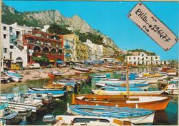 Capri - Cpm / Marina Grande. - Napoli
