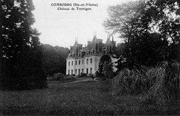 Combourg (35) - Le Château De Trémignon. - Combourg