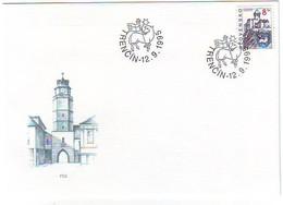 SLOVAKIA FDC 238 - FDC