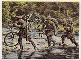 Sammelbild Eckstein-Halpaus Dresden - Der Weltkrieg 1914 - In Den Vogesen - Westen  -  Nr. 24 (40469) - Zigarettenmarken