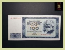 GERMANY DDR 100 Mark 1964 P. 26  UNC - 100 Deutsche Mark