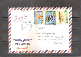 Lettre De Haute Volta Vers Pays-Bas (à Voir) - Haute-Volta (1958-1984)